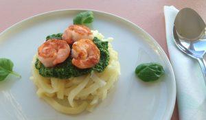 Wer braucht schon Pasta? Her mit leckeren Gemüsenudeln!