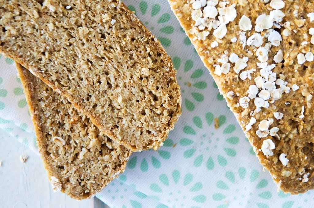 FODMAP-armes Brot bei Reizdarm oder einer Nahrungsmittelunverträglichkeit