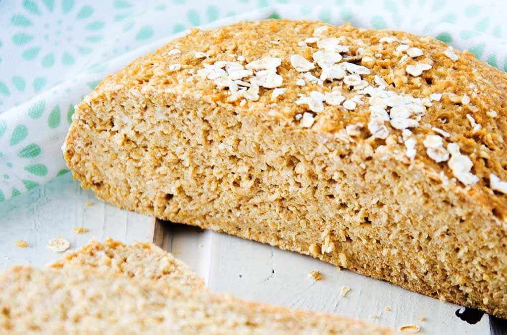 Saftiges FODMAP-armes Brot