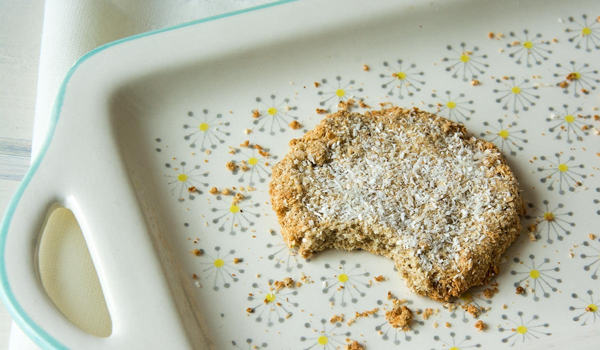 fodmap-arme kekse kokos