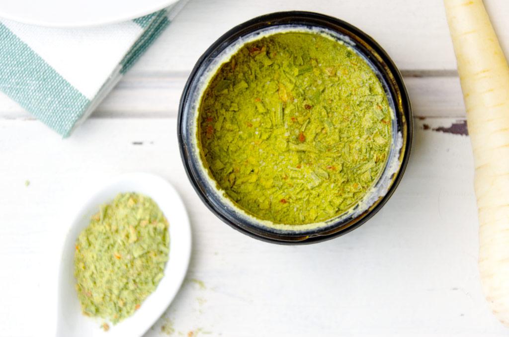 Gemüsebrühe ohne Geschmacksverstärker praktisch im Glas