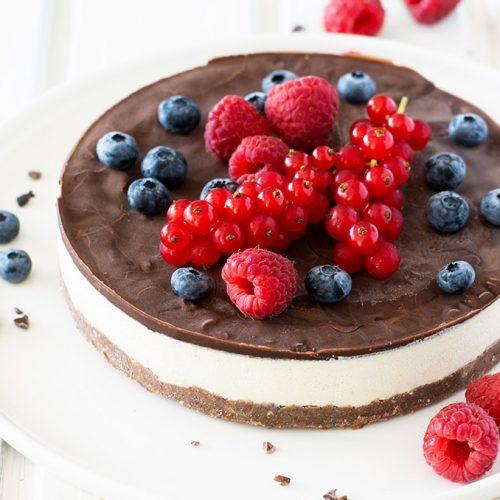 Weglasserei glutenfreier Kuchen ohne Backen