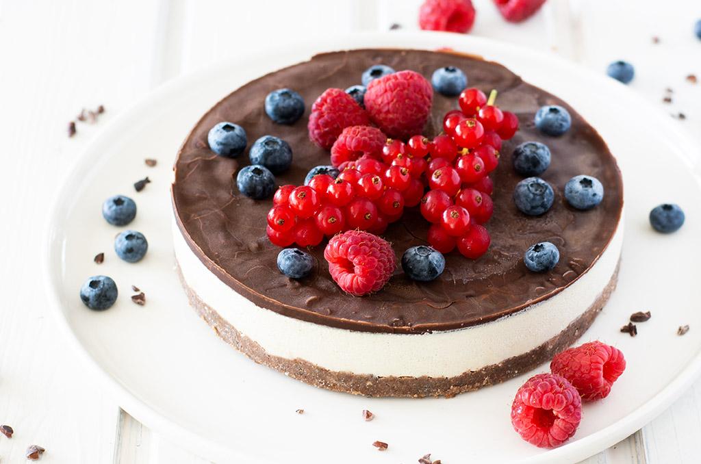 Glutenfreier Kuchen ohne Backen