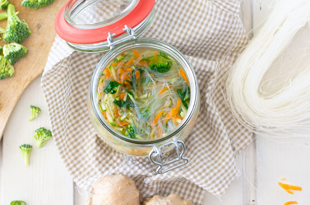 Fructosearme Instant Suppe