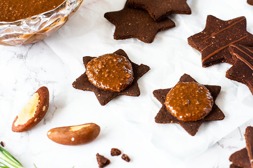Glutenfreie Plätzchen sind geeignet bei Nahrungsmittelunverträglichkeiten und Reizdarm