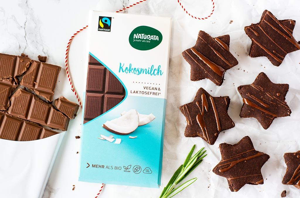 Naturata Kokosmilchschokolade