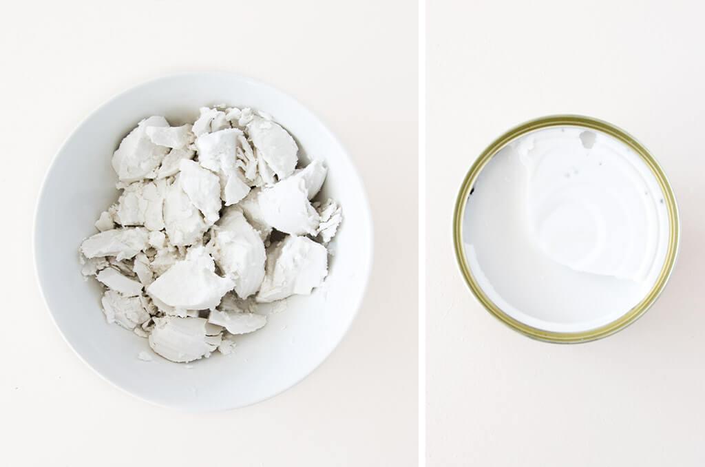 Anleitung für vegane Schlagsahne aus Kokos