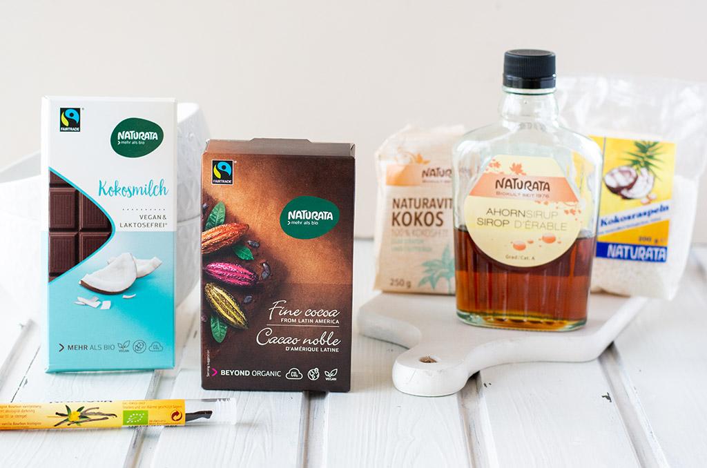 Naturata Produkte in hochwertiger Bio-Qualität