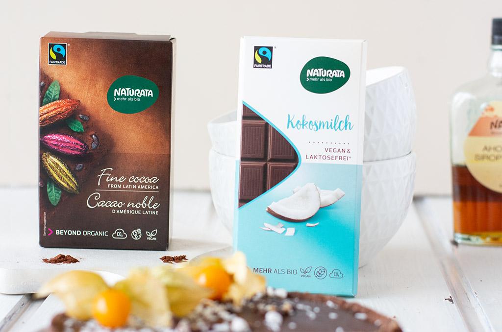 Naturata Schokolade und Kakao