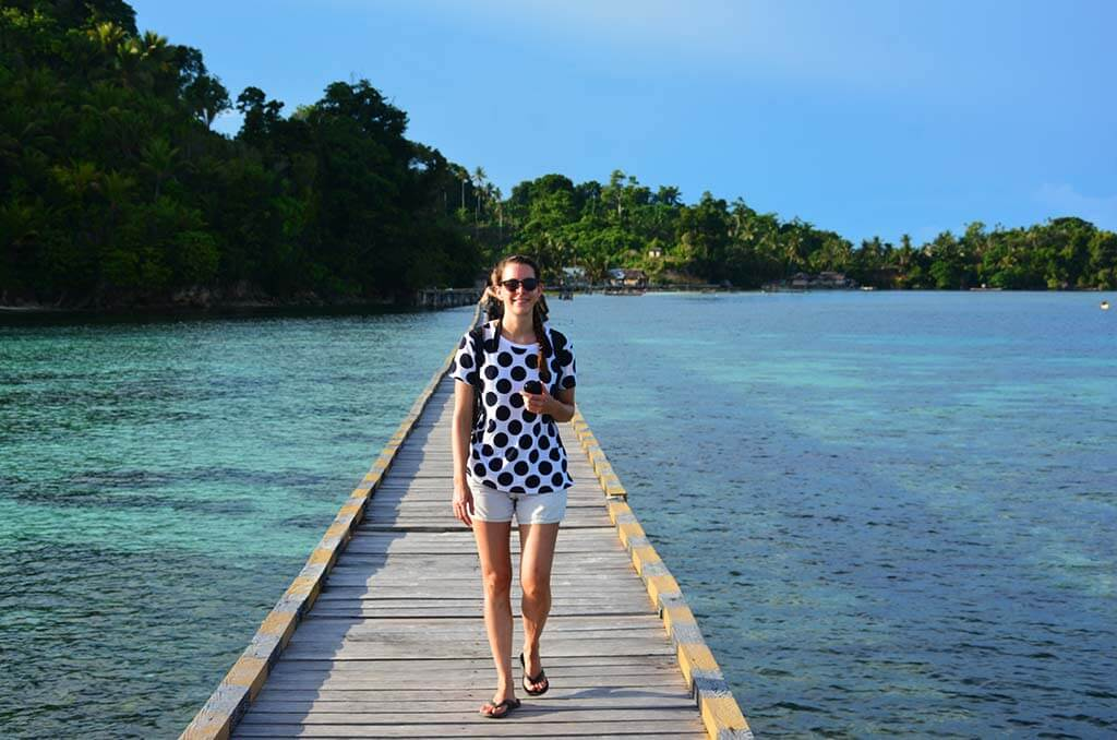 Reisen mit einer Nahrungsmittelunverträglichkeit|Reisen genießen mit Nahrungsmittelunverträglichkeiten|Unterkunft auf meiner Reise mit einer Nahrungsmittelunverträglichkeit|Vulkan Lokohon in Sulawesi bei Reise mit Nahrungsmittelunverträglichkeit|Reiseapotheke für Reise mit Nahrungsmittelunvertraeglichkeit|