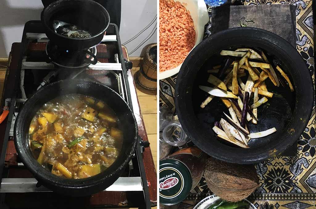 Kochkurs in Sri Lanka mit einer Nahrungsmittelunverträglichkeit