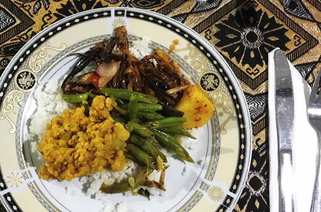 Essen und genießen in Sri Lanka mit einer Nahrungsmittelunverträglichkeit