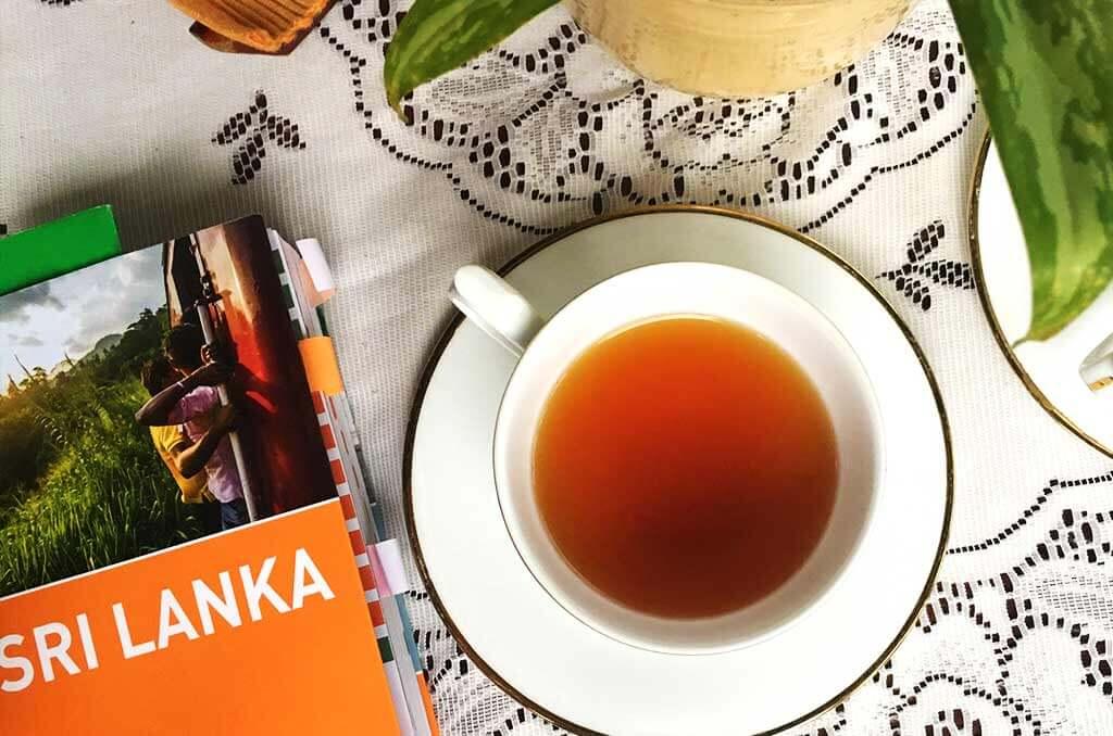 Original Ceylon Tee in Sri Lanka