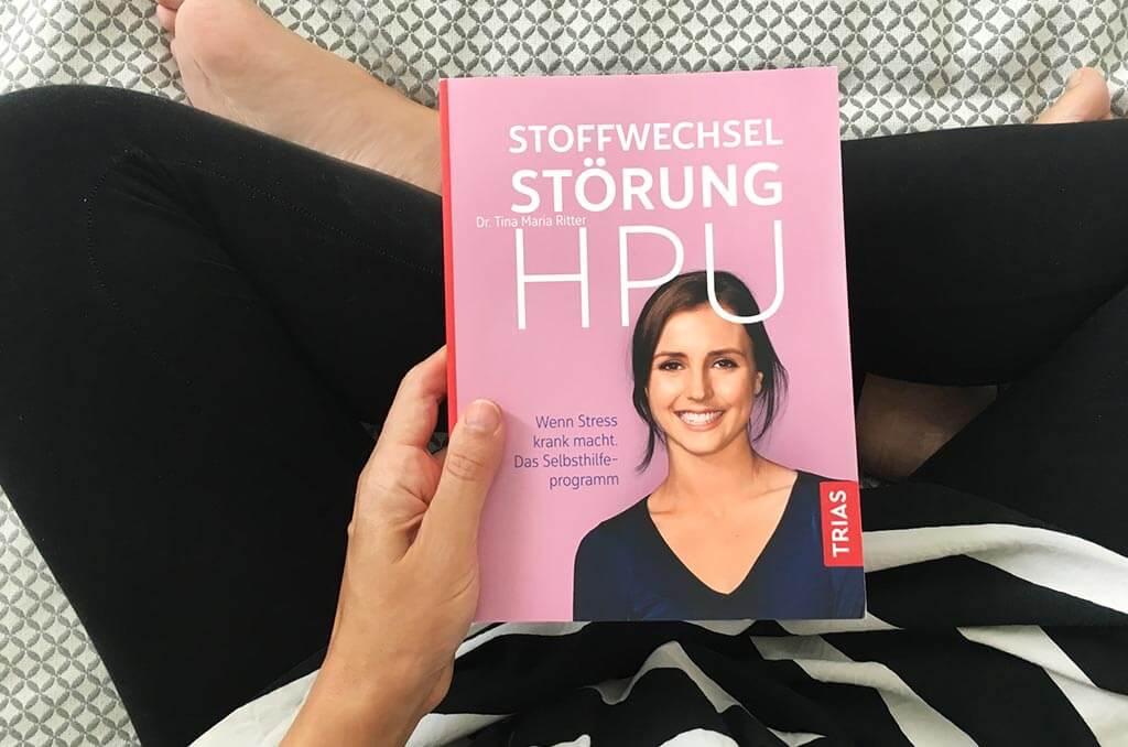 Buch über die Stoffwechselstörung HPU