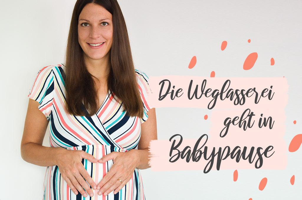 Die Weglasserei geht in Babypause
