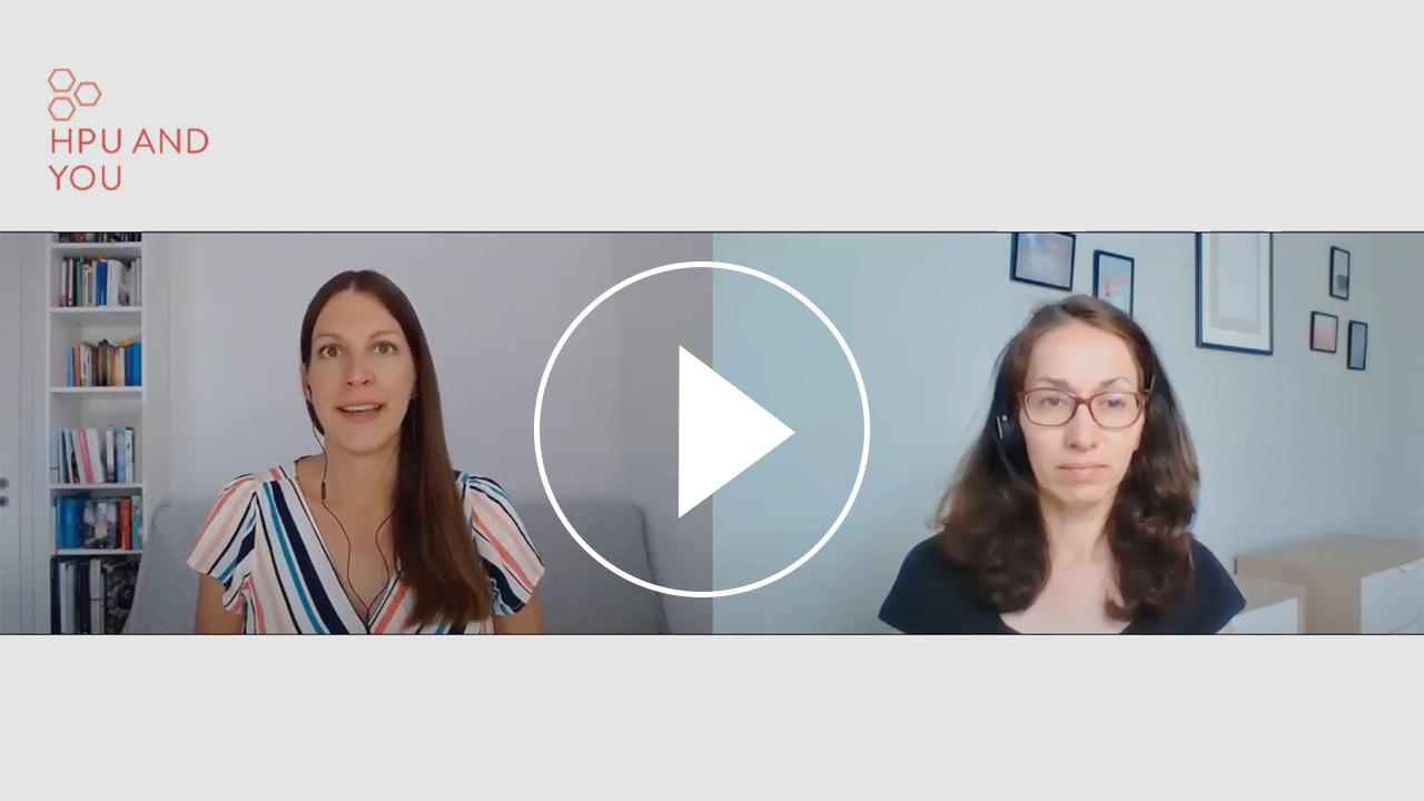 Interview zu Ernährung mit HPU