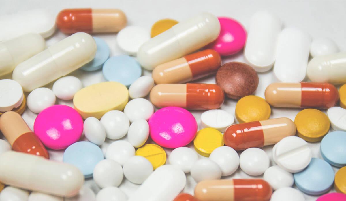Lebensmittelunverträglichkeit ausgelöst durch Medikamente wie Antibiotika