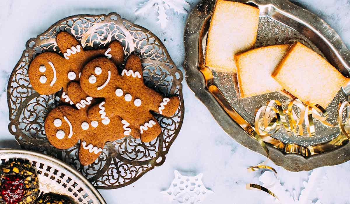 Zuckerfrei durch die Weihnachtszeit mit einer Lebensmittelunvertraeglichkeit